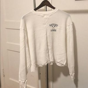 Brandy Melville Nantucket Lacrosse long sleeve